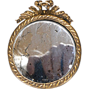 Ormolu Framed Mirror