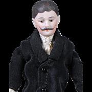 German Dollhouse Gentleman