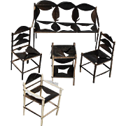 Feather Dollhouse Furniture