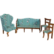 Tynietoy 4 Piece Painted Furniture Set