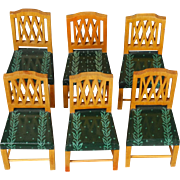 Tynietoy Six Matching Dining Chairs