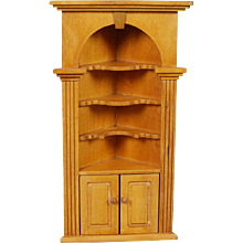 Corner Bookcase from Tynietoy