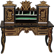 Biedermeier Writing Table Desk