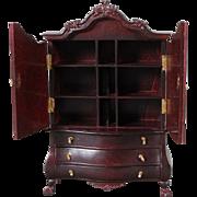 Bespaq 1/12 Scale Bombé Cabinet