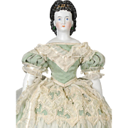 German Parian Lady (Conta & Boehme) Doll