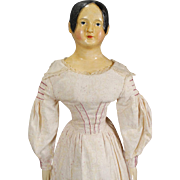 German Kestner Papier-mache Doll