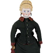 Early German Parian Doll Alt, Beck and Gottschalk