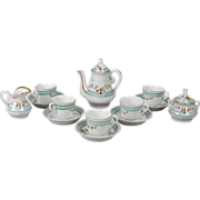 Porcelain Tea Service for Five