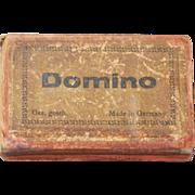 Miniature Dominoes in Box