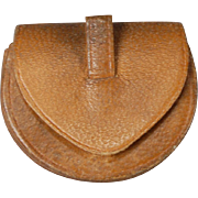 Leather Fashion Doll Purse