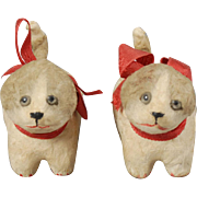 Pair of Small Dogs for Fashion Doll