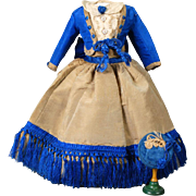 Enfantine Style Fashion Ensemble for French Fashion Dolls