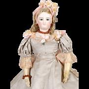 A Portrait of Empress Eugenie from Leon Casimir Bru