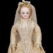 Jumeau Fashion Bride Doll
