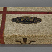 French Boxed Needlework Set