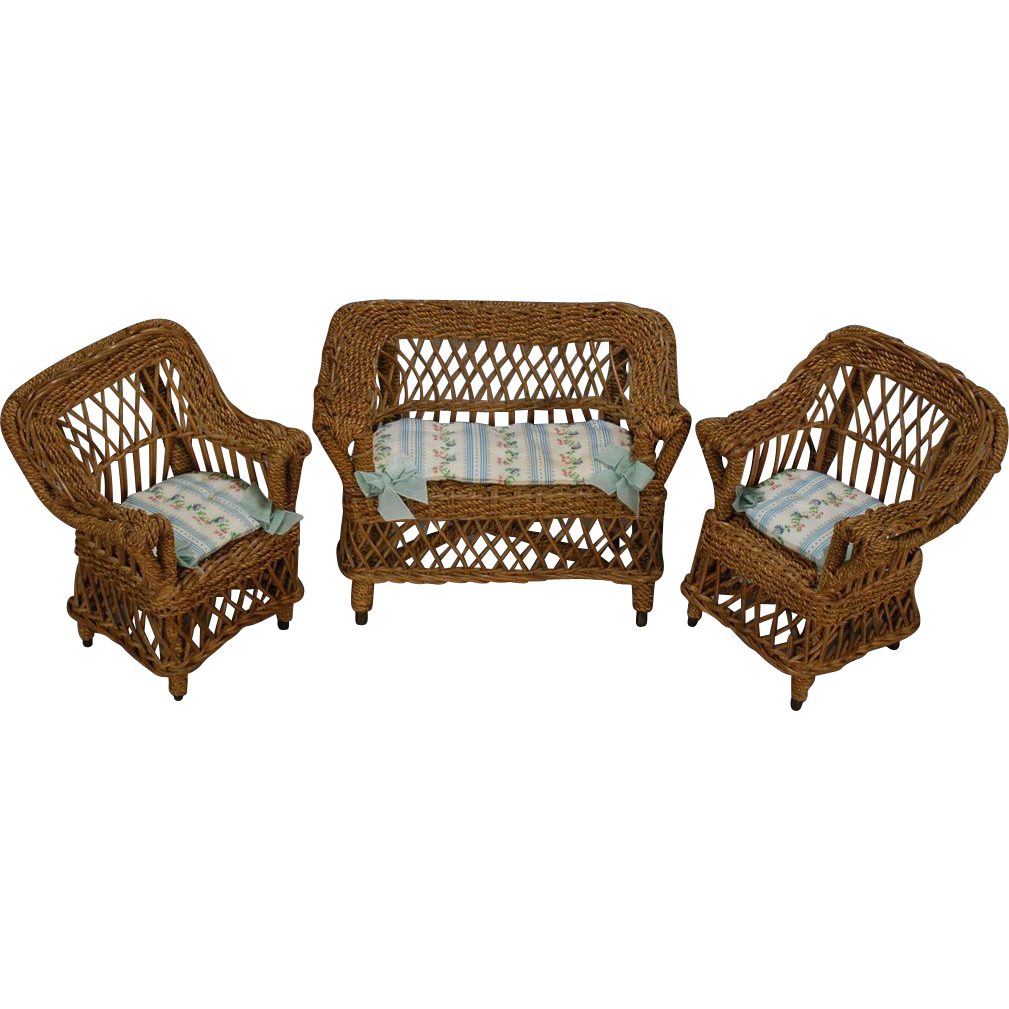 American seagrass wicker furniture sold on ruby lane for American rattan furniture manufacturer