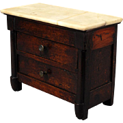 French Empire-style Commode