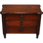 French Commode of Three Drawers