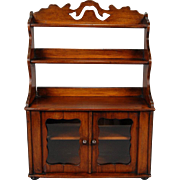 French Sideboard in Rosewood Veneer