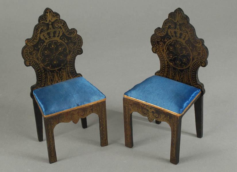 Biedermeier Side Chairs