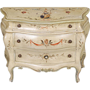 Miniature Bombé Commode