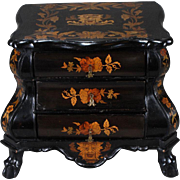 Miniature Dutch Commode