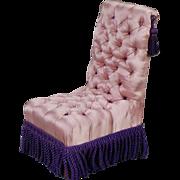 Miniature Slipper Chair