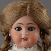 S & H / K * R Dolly-face Doll