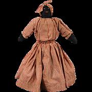 Handmade Topsy-Turvy Doll