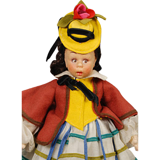 Lenci Mascotte Lady Doll