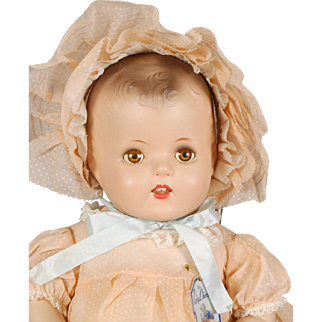 HORSMAN Baby Dimples Doll