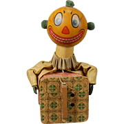 Vintage Musical and Mechanical Halloween Toy
