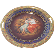 CZECH Decorative Plate