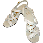 Vintage Selby Leather Sandals