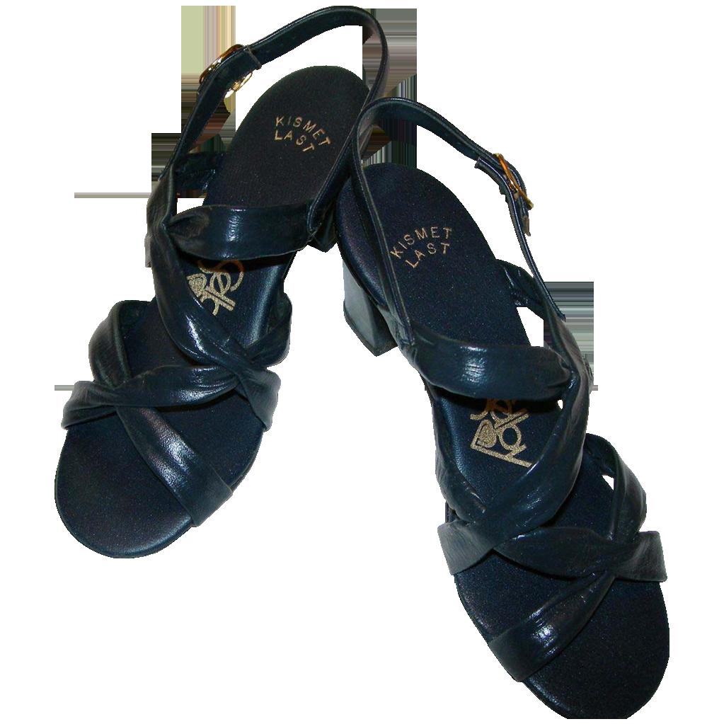 Vintage Selby Sandal