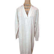 Unusual Emilio Pucci Dressing Gown