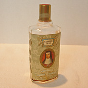 Vintage Kloster Frau Cologne Bottle