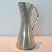 BM, Brodrene Mylius,  Norway Pewter Ewer Model 670/3