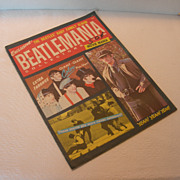 Beatlemania Collectors Item Vol 1, No. 1
