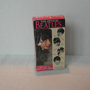 Original Ringo Starr Remco Beatle Doll in Box - Red Tag Sale Item