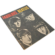 Meet The Fabulous Beatles Souvenir Song Album