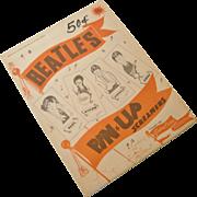 Vintage Beatles Pun Up Screamers