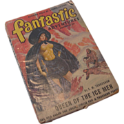 Fantastic Adventures Magazine Vol. II & No. II, November 1949