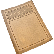 The Horseless Age Magazine March 16, 1910 Vol. 25 Number 11