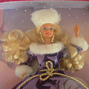 Vintage Winter Royale Limited Edition Barbie
