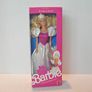 "My First Barbie ""Prettiest Princess Ever"" circa 1989"