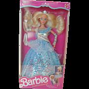 Vintage 1991 American Beauty Queen Barbie #3137 NIB