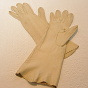 Vintage Kidskin 3/4 Gloves