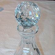Waterford Crystal Decanter & Glasses - Red Tag Sale Item