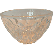 Vintage Kosta Lead Crystal Bowl